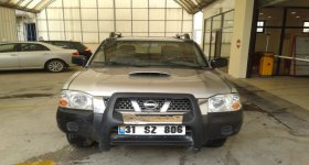 2004 MODEL NISSAN COUNTRY 4x2 D/CAB